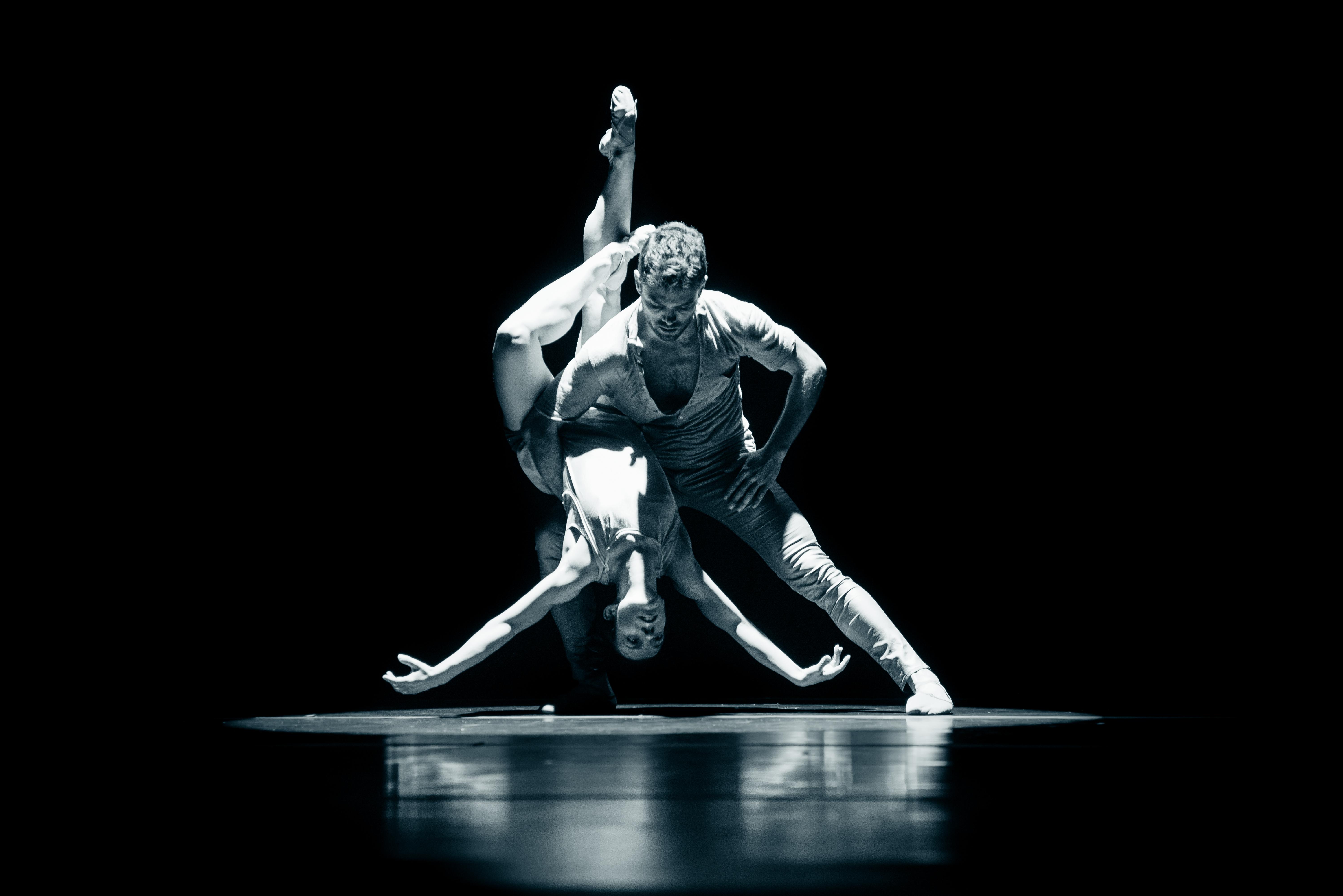 Raymond Chai – Your Move Rehearsals – Debaun Performing Arts Cen