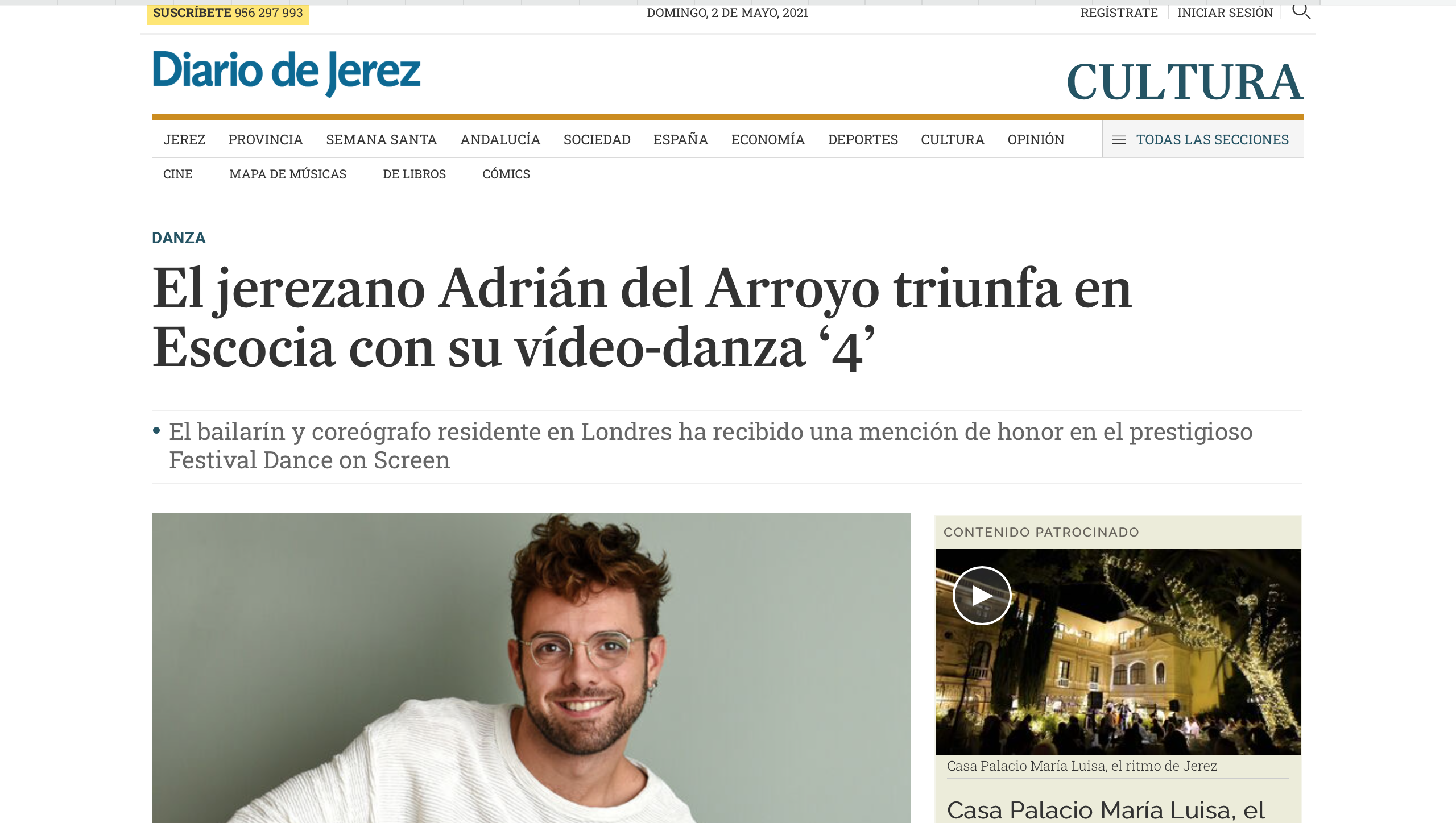 Diario de Jerez 1 Screenshot 2021-05-02 at 20.12.33