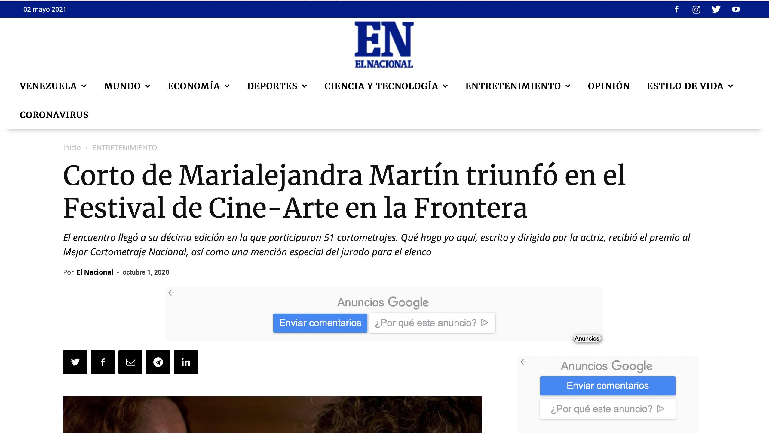 El Nacional 1 Screenshot 2021-05-02 at 20.01.05